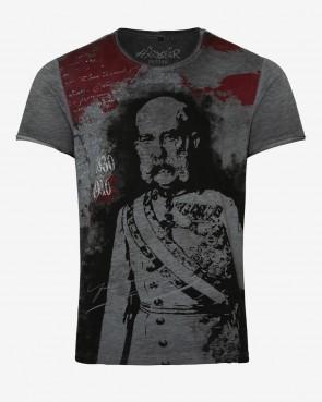 hangOwear Herren T-Shirt - Stanek grau