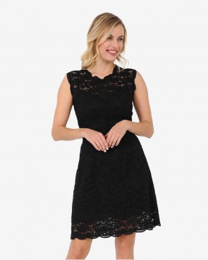 Krüger - Kleid Megan schwarz