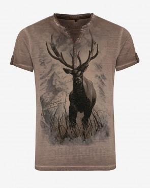 hangOwear Herren T-Shirt - Hugo braun