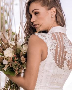 Hochzeitsdirndl - Sissy