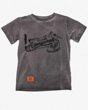 Alpengwand Boy Shirt - BS2016004W