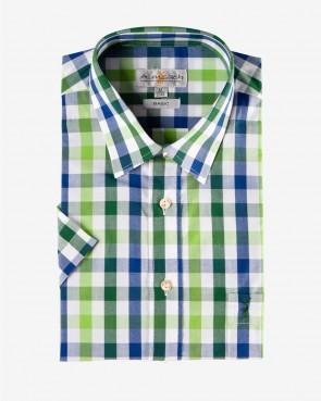 Almsach - Herren Hemd kurzarm