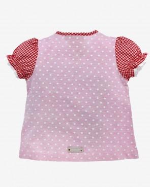 Mädchen T-Shirt - Hirsch