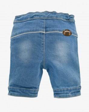 Kinder - Trachten Jeansbermuda blue denim