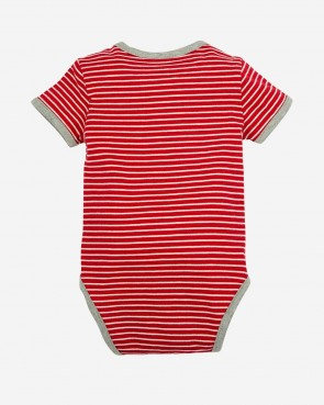 Bondy Baby Body - Geringelt