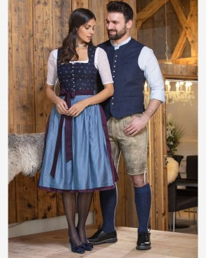 Country Line Dirndl - Angelina