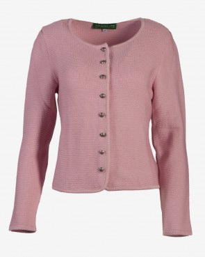 Country Line - Strickjacke Wallern rosa