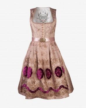 Tramontana Dirndl - glamour rose