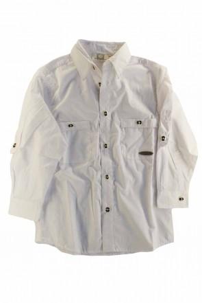 Kinder Trachtenhemd Köppingen weiß