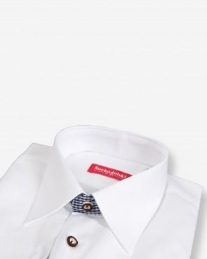 Trachtenhemd - Benedikt blau