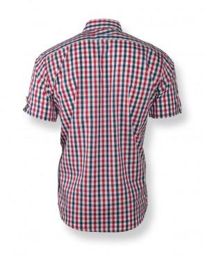 Trachtenhemd - Karl royal kurzarm