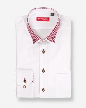 Trachtenhemd - Roger rot