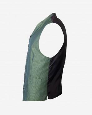 Lodenfrey Gilet - Inzing grün