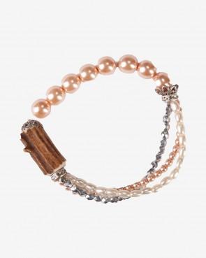 Armband - Ophra rose