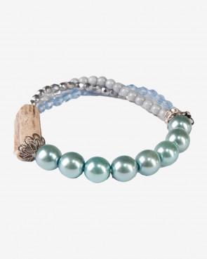 Armband - Ophra hellblau