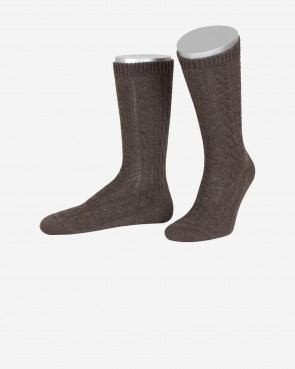 Lusana Socken - braun