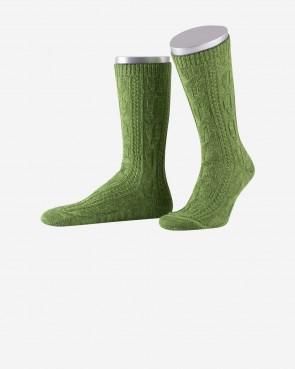 Lusana Socken - apfelgrün