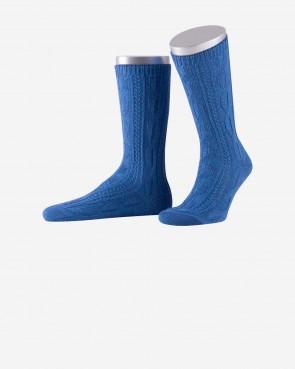 Lusana Socken - stahlblau