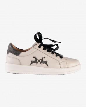 Damen Sneaker - Dorli weiß