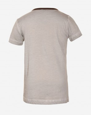 Kinder T-Shirt - Klaas grau