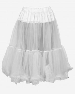 Marjo - Petticoat weiß