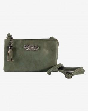 Tasche - 6019 dunkelgrün