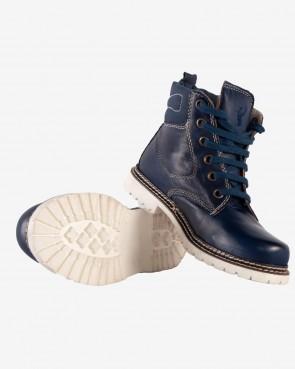Trachten Boots - Uschi navy