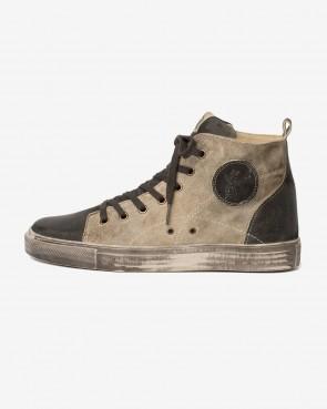 Herren Sneaker - Newton sesam