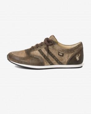 Herren Sneaker - Napoli piment/fenchel