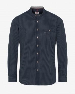Spieth & Wensky Hemd - Norm blau