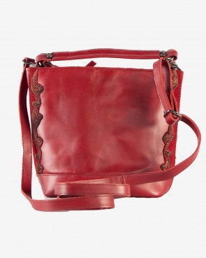Tasche - Arion Rindnappa rot