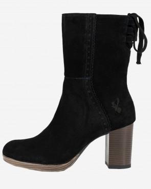 Damen Boots - Leandra schwarz