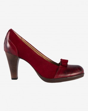 Pumps - Juliane vintage red
