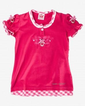 Kinder T-Shirt - Rübli pink