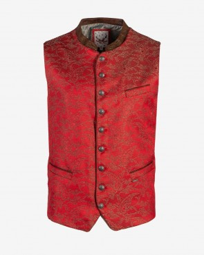 Stockerpoint Gilet - Pepe rot