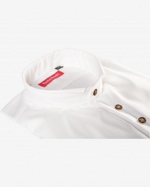 Trachtenhemd - Eduard creme