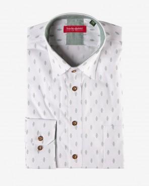 Trachtenhemd - Larry grün