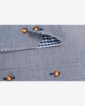 Trachtenhemd - Miguel blue
