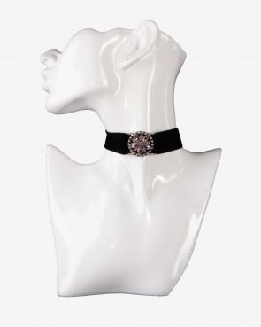 Kropfband - Romy rosé