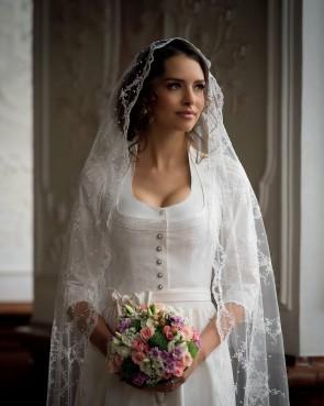Hochzeitsdirndl - Barbara